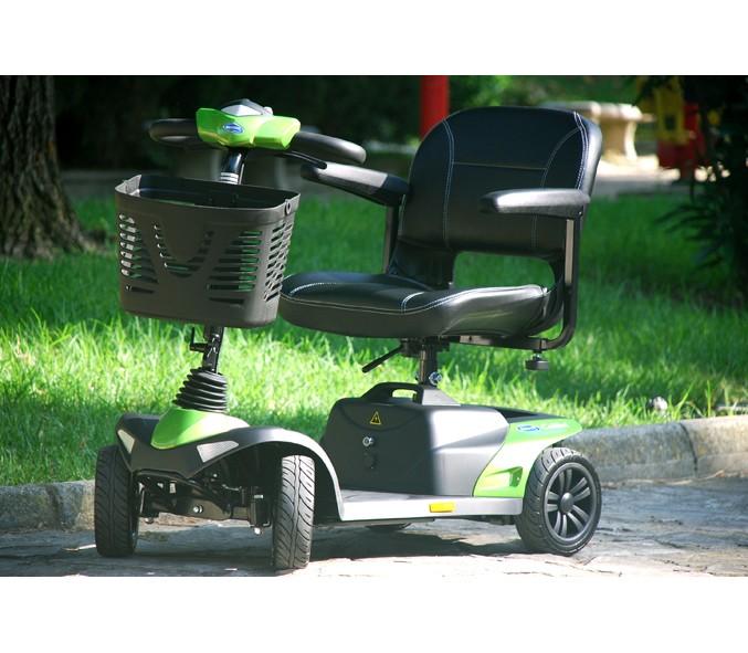 Invacare Colibri 18Ah scooter eléctrico desmontable