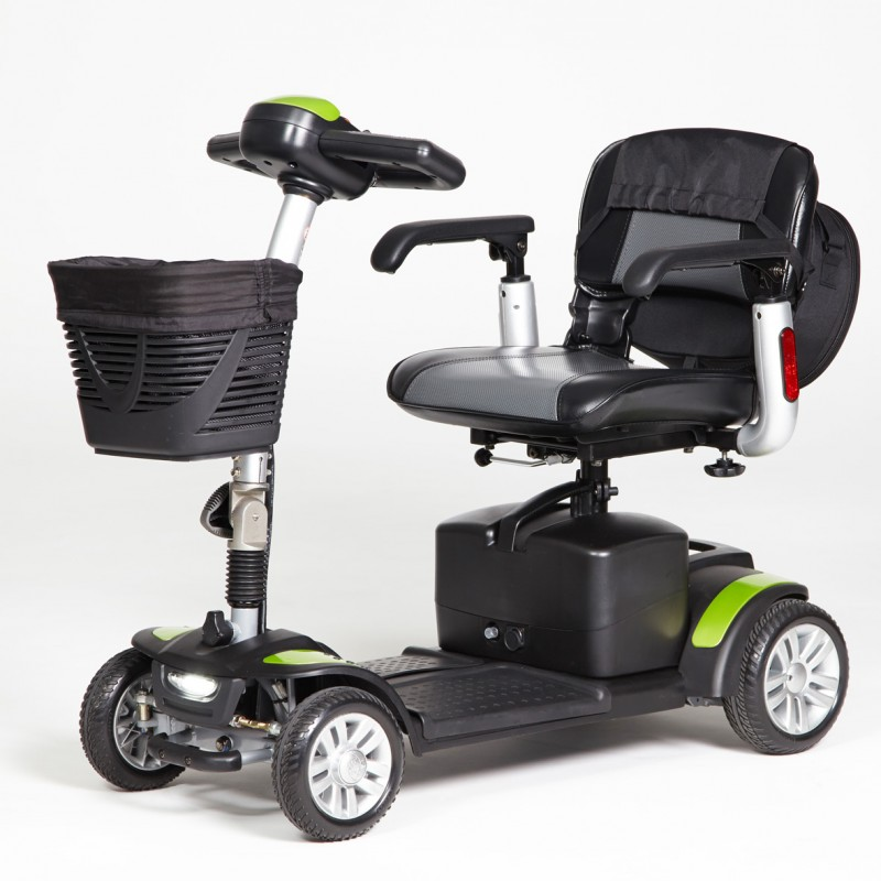 Eclipse Plus scooter eléctrico desmontable