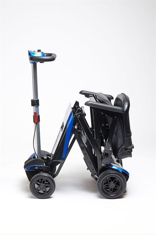 Apex Transformer scooter electrico con plegado automático