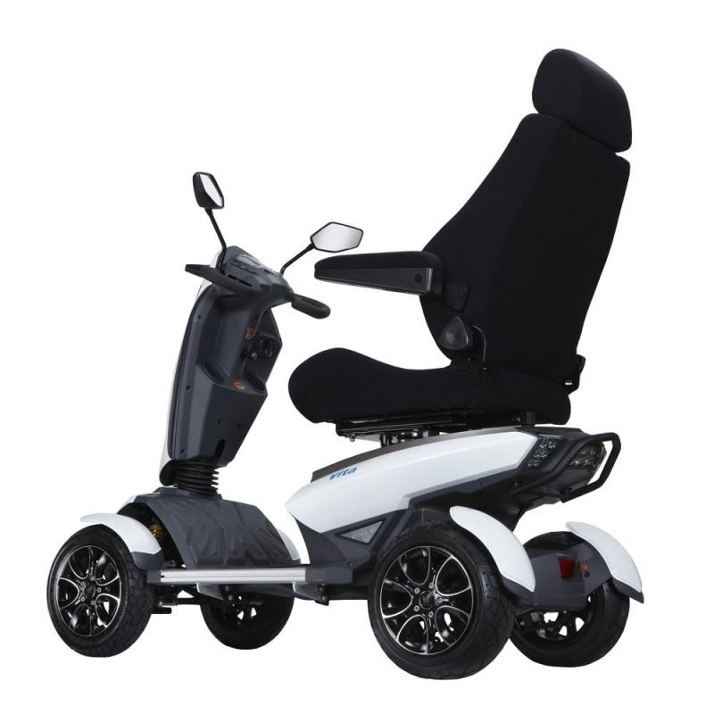 Apex i-Vita scooter de movilidad heavy duty