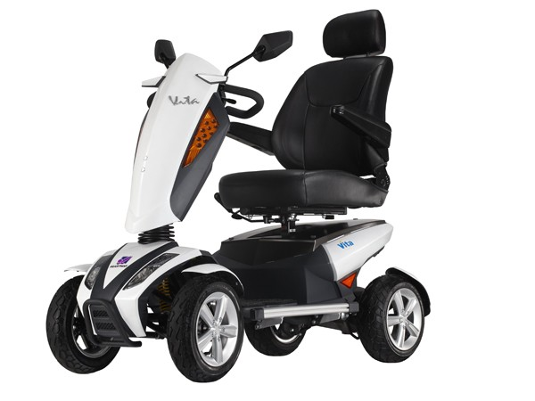 Apex i-Vita heavy duty mobility scooter