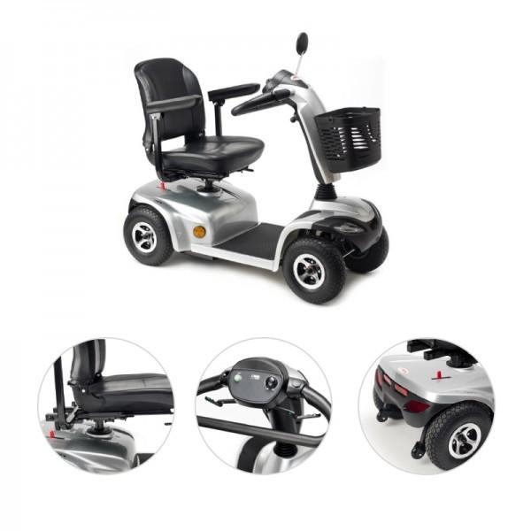Apex i-Tauro eléctrico scooter desmontable