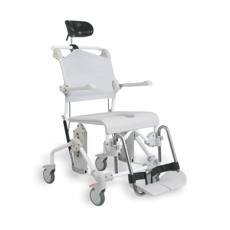 ETAC 'Mobile Tilt' tilting shower chair