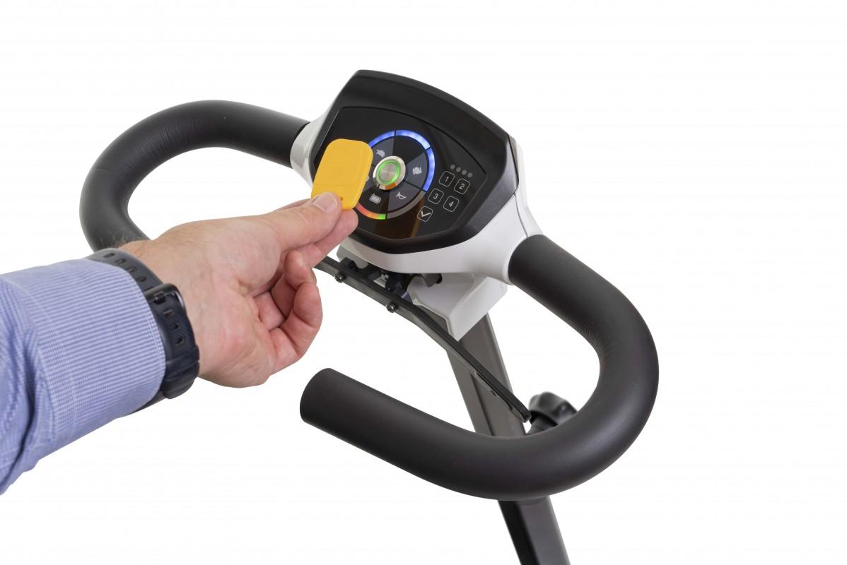 Apex i-Luna scooter de movilidad de plegado automáticoApex i-Luna scooter de movilidad de plegado automático