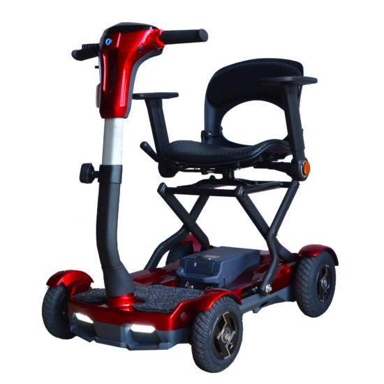 Apex i-Laser scooter de movilidad plegable