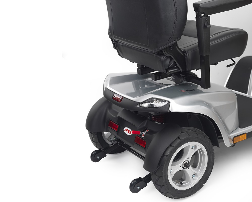 Apex i-Galaxy heavy duty mobility scooter