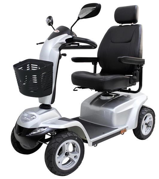 Apex i-Galaxy scooter de movilidad heavy duty