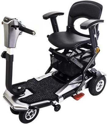 Apex i-Elite scooter de movilidad plegado automático