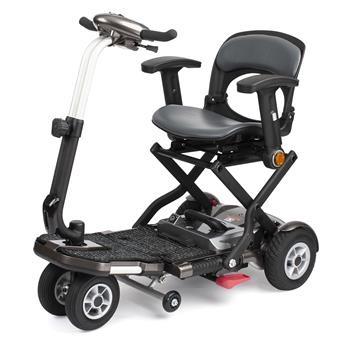 Apex i-Brio Plus scooter eléctrico plegable