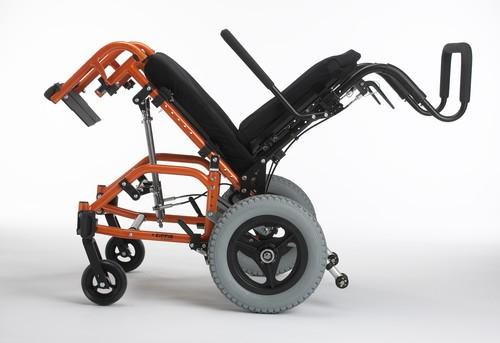Zippie TS plegable silla de ruedas infantil basculante