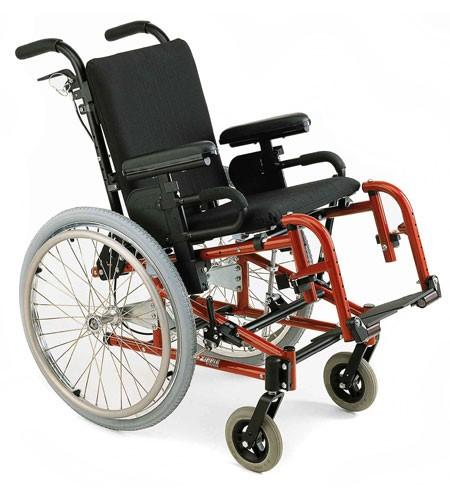 Zippie TS Silla de ruedas infantil rígida con sistema de basculació