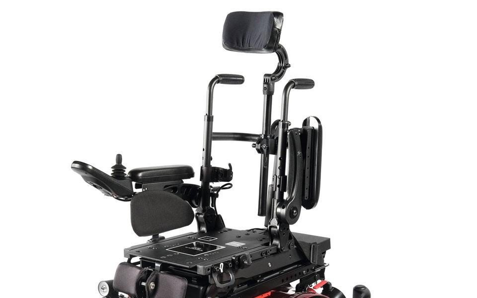 Zippie Salsa R2 silla de ruedas electrónica infantil