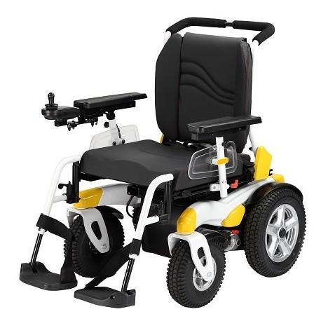 Teyder Titan 1457SE silla de ruedas eléctrica