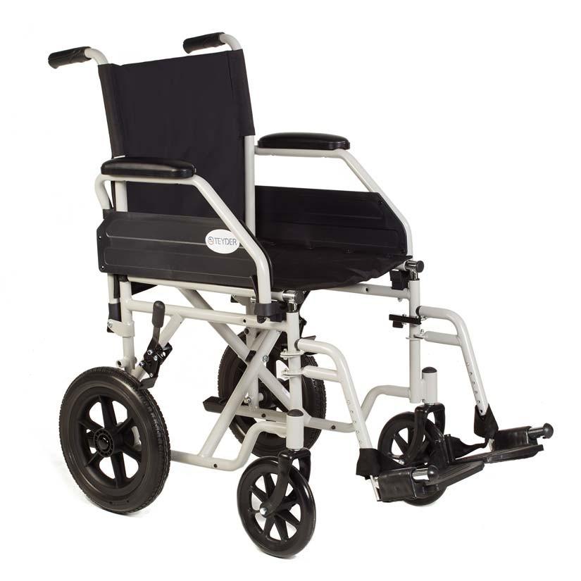 Teyder Rambla 1405SR silla de ruedas de traslado