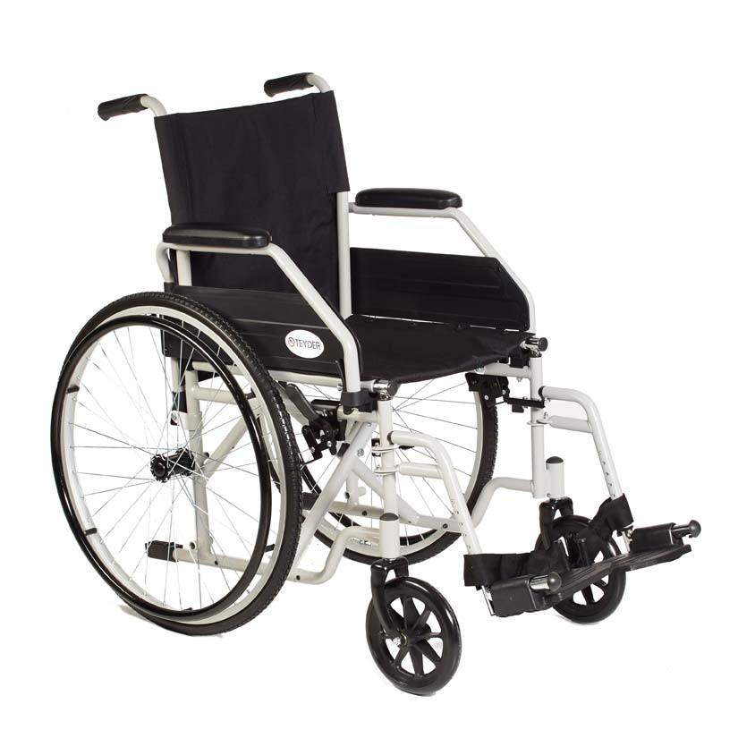Teyder Rambla 1404SR silla manual autopropulsable