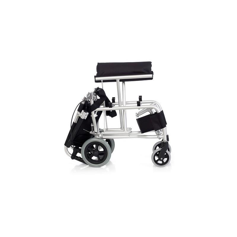 Teyder Minitrans 1426SR silla de ruedas de traslado