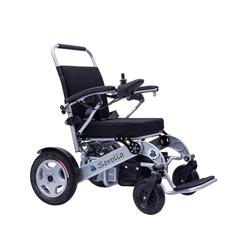 Sorolla 315 silla de ruedas eléctrica plegable