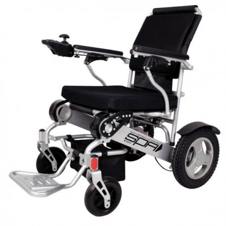 Silla Teyder SPA silla de ruedas eléctrica plegable ligera