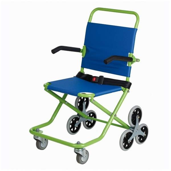 Roll Over Evacuation Chair