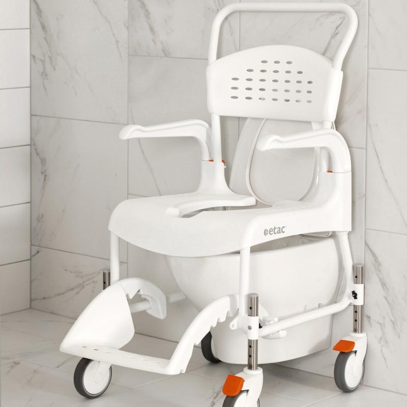 Silla de ducha y WC Clean Etac