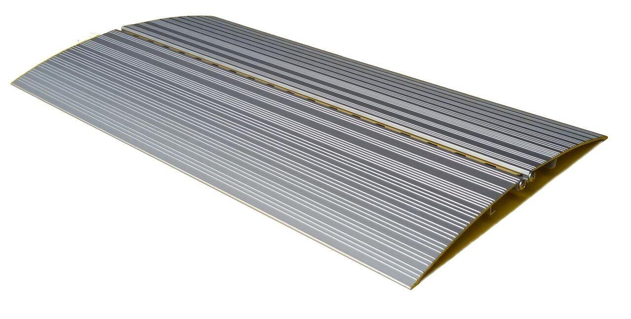 Rampa de Aluminio Umbral 2 Lados
