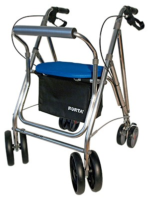 Kanguro F2 4-wheel walker