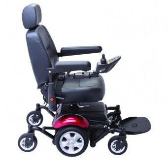 R300 silla de ruedas eléctrica