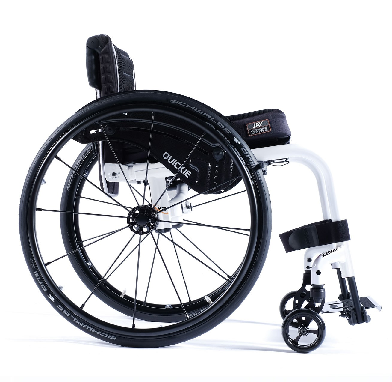Quickie Xenon 2 silla de ruedas ligera activa