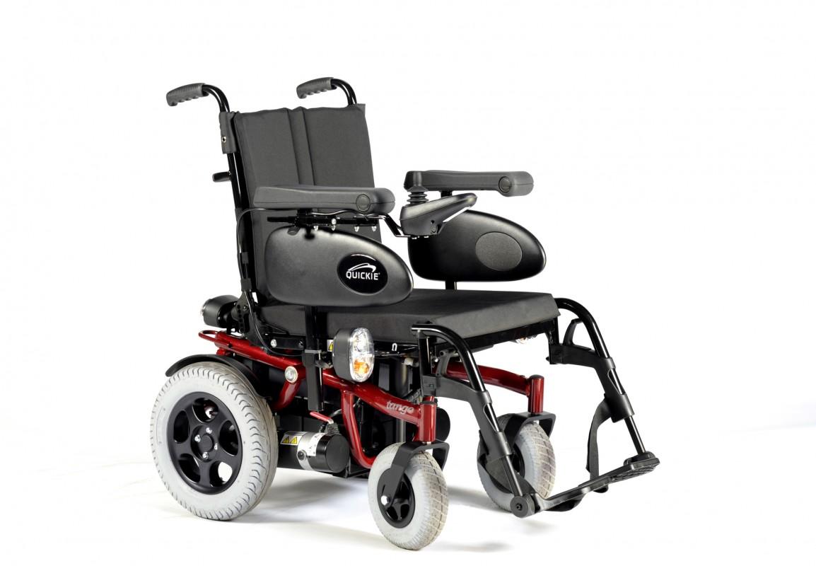 Quickie Tango Powered Wheelchair