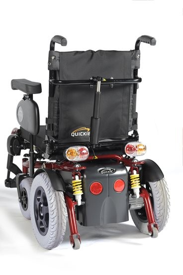 Quickie Tango silla de ruedas eléctrica