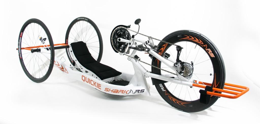 Quickie Shark RS handbike de competición