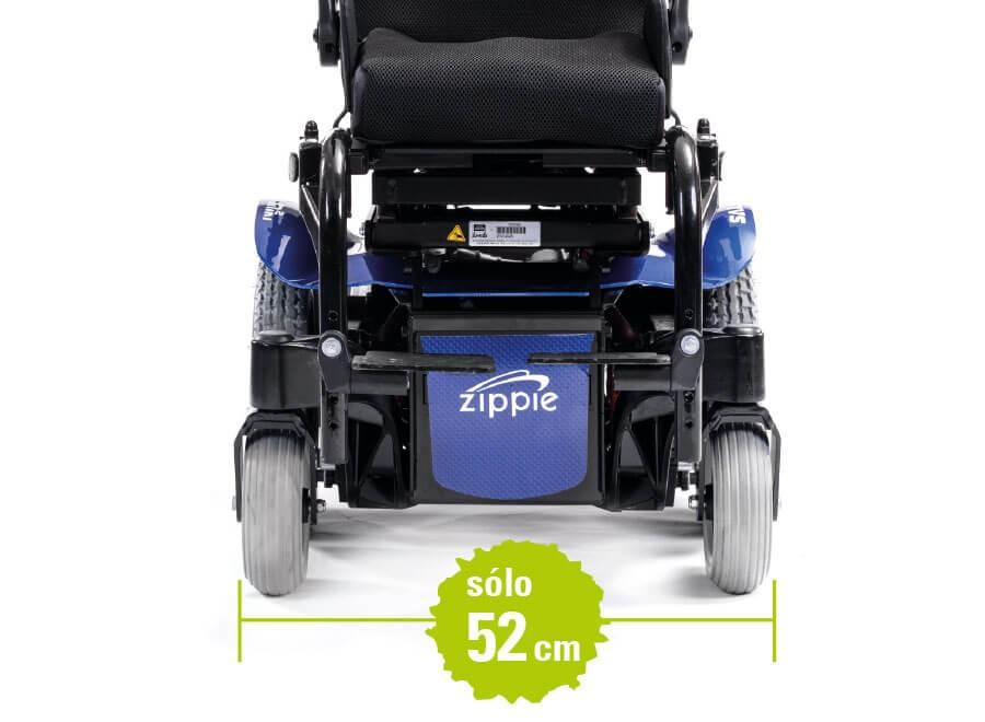 Zippie Salsa M2 Mini Silla Eléctrica pediátrica tracción central