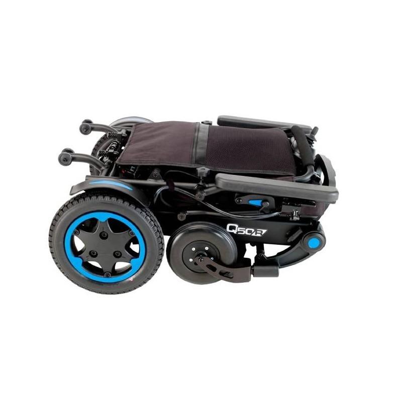 Quickie Q50R silla de ruedas eléctrica plegable