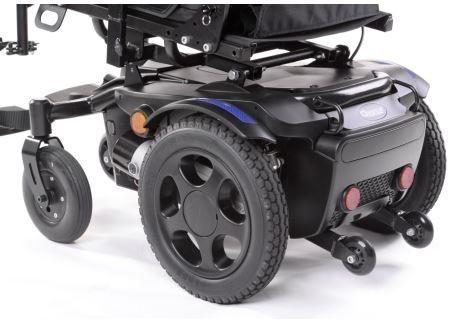 Quickie Q200 R silla de ruedas electrónica