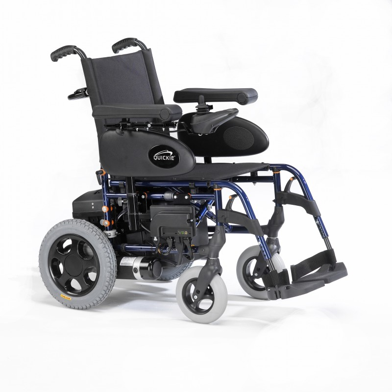 Quickie F35 R2 silla de ruedas eléctrica plegable