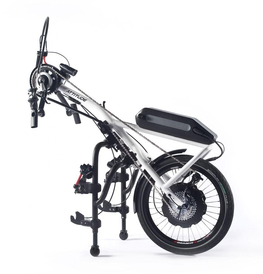 Handbike Quickie Attitude Hybrid