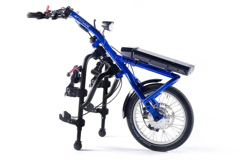 Quickie Attitude Eléctrica handbike