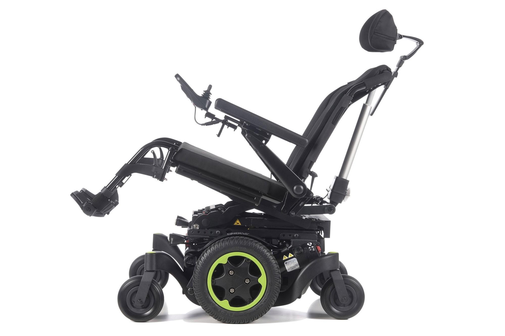 Q400 M Sedeo Lite silla de ruedas eléctrica