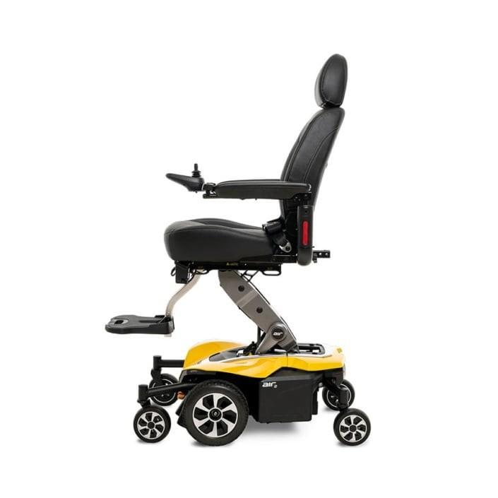 Pride Jazzy Air 2 silla de ruedas electrónica