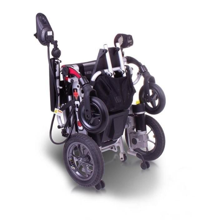 Pride i-Go+ silla de ruedas eléctrica plegable