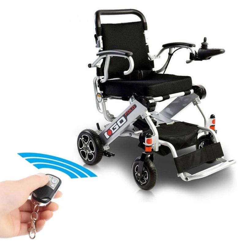 Pride i-Go Fold ultralight folding power chair