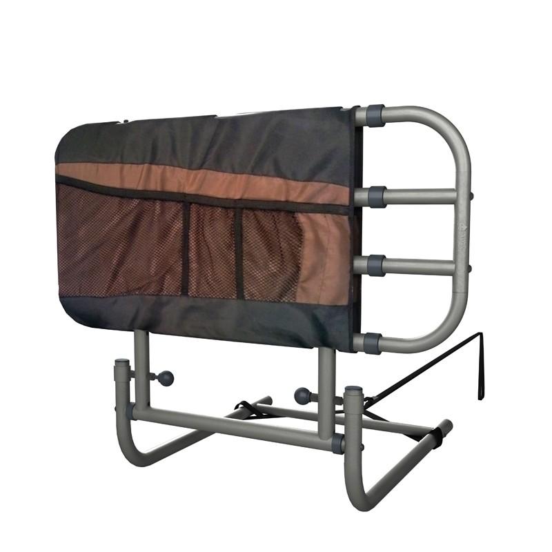 Pivot Rail extendable & foldable bed rail
