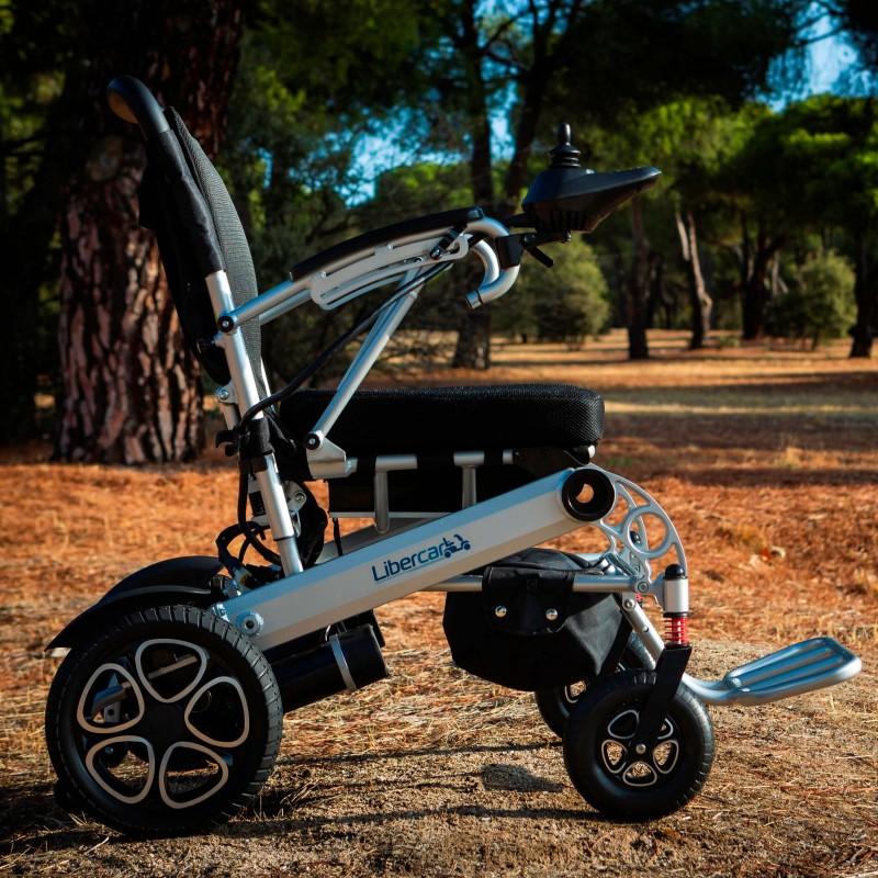 Libercar Siena 20 silla de ruedas eléctrica ligera plegable