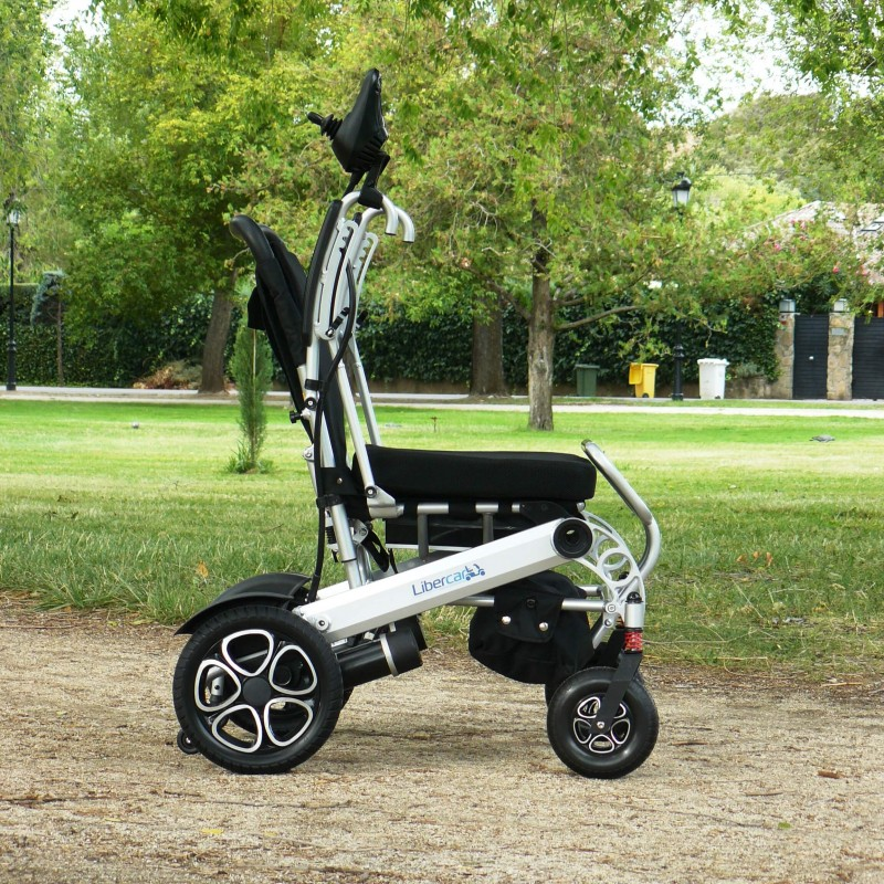 Libercar Siena 10 electric and lightweight power chair