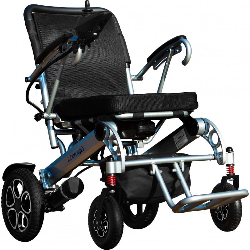 Libercar Siena 10 silla de ruedas eléctrica ligera de plegado manual