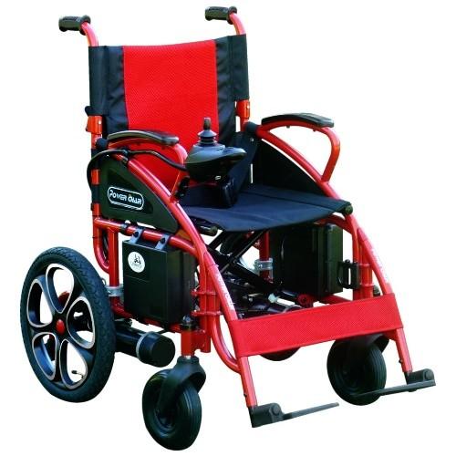Libercar Power Chair Sport Silla de ruedas eléctrica plegable