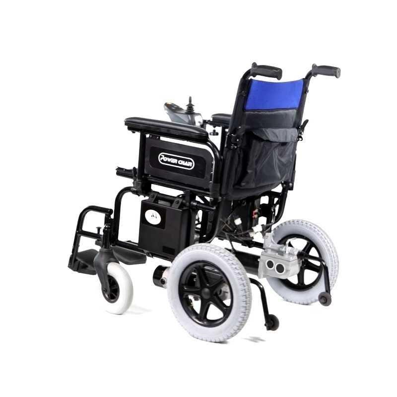 Libercar Power Chair Litio silla de ruedas eléctrica plegable