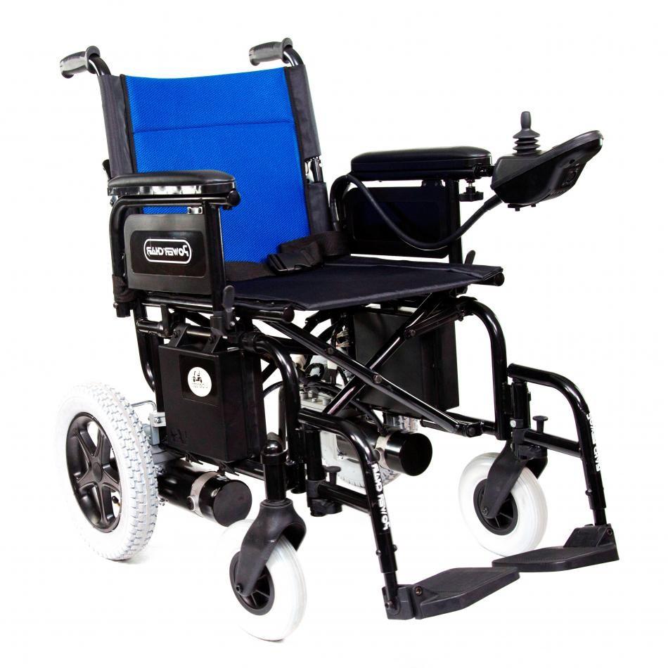 Libercar Power Chair Silla de ruedas eléctrica plegable