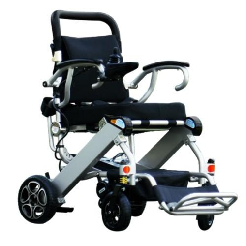 Libercar Mistral 7 lightweight folding power chair