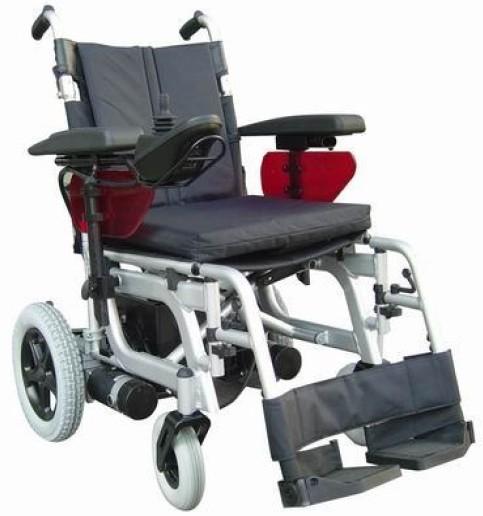 Libercar Emblema silla de ruedas eléctrica plegable